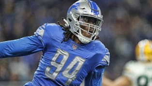 REPORT: Lions Unlikely to Reach Long-Term Deal With Ziggy Ansah Before Monday's Deadline