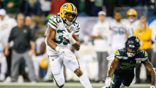 Packers Should Be Embarrassed for Forgetting to Feed Aaron Jones