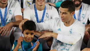 Cristiano Ronaldo Reveals His Son Wants to Be a Better Footballer Than His Ballon d'Or-Winning Dad