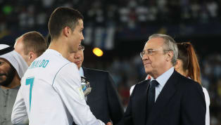 Florentino Perez Confirms Cristiano Ronaldo Wanted to Leave Real Madrid for Personal Reasons
