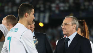"""Florentino Perez fa tremare la Juve: """"Cristiano Ronaldo nel cuore di tutti, tornerà al Real Madrid"""""""