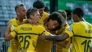 Last-Minute-Treffer! Borussia Dortmund rettet sich in der Verlängerung gegen Greuther Fürth mit 1:2