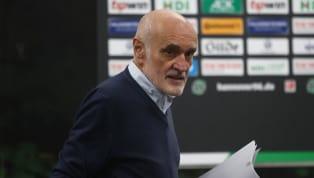 Martin Kind stellt klar: Andre Breitenreiter steht bei Hannover 96 nicht zur Diskussion