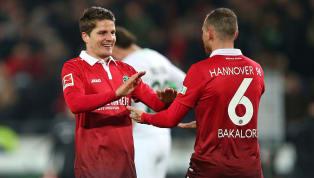 Vor Partie gegen Augsburg: Personelle Erleichterung bei Hannover 96