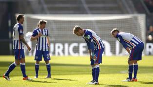 Hertha BSC: Die peinlichsten Erstrunden-Niederlagen im DFB-Pokal