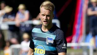 Hertha BSC: Pascal Köpke will um seinen Platz kämpfen