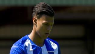 Nach Trainingsunfall: Hertha-Stürmer Davie Selke erfolgreich operiert