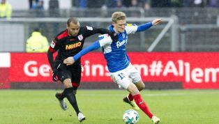 Jahn Regensburg - Holstein Kiel | Die offiziellen Aufstellungen