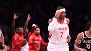 Rockets and Carmelo Anthony Parting Ways