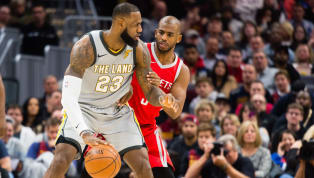 REPORT: Chris Paul Won't Leave Houston and is Focused on Recruiting LeBron James