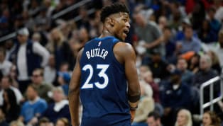 REPORT: Timberwolves Telling Rival Teams They Won't Trade Jimmy Butler