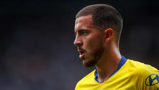 Report Reveals Barcelona Were First to Make Summer Approach for Real Madrid Target Eden Hazard