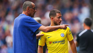 Eden Hazard Insists it Is Too Easy to Judge Maurizio Sarri While Chelsea Are Winning
