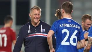 Finnbogason bedauert Rücktritt des isländischen Nationaltrainers