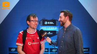 ChrisJ Believes That oskar Can Succeed With Any Weapon in CS:GO | DBLTAP Exclusive Interview