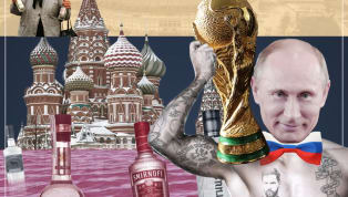 VIDEO: The FIFA World Cup is Almost Here! What do You Know About Russia?