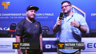 Flusha Wanted Xizt On Fnatic for a Long Time | DBLTAP Exclusive Interview