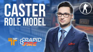 CS:GO Casters Talk About Their Role Models | DBLTAP Rapid Fire