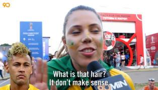 World Cup Fans Debate Neymar's Next Haircut