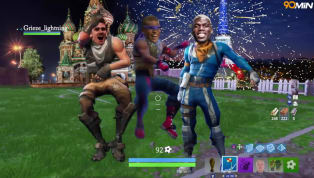 Pogba, Mbappe & Griezmann Revert to Type & Dance Their Way to Winning the World Cup