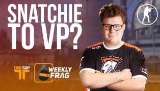 Snatchie to Virtus.pro, FACEIT and ELEAGUE Updates and the Max-Files | Weekly Frag