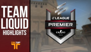 Best Team Liquid Plays From ELEAGUE Premier 2018 Group Stages | DBLTAP Highlights