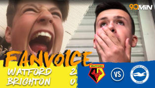 Watford 2-0 Brighton: Pereyra Double Secures Hornets a Win Over the Seagulls | 90min FanVoice