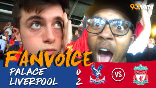 Crystal Palace 0-2 Liverpool | Milner & Mane Give Reds the Win Against Battling Eagles | FanVoice
