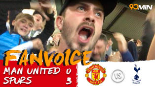 Man Utd 0-3 Tottenham | Kane & Moura Sink Red Devils at Home to Pile Pressure on Mourinho | FanVoice