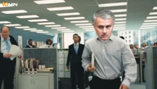 Jose Mourinho Didn't Handle Man Utd's Loss to Spurs Too Well