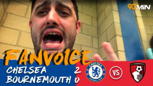 Chelsea 2-0 Bournemouth | Chelsea Maintain 100% Start With Fourth Win in a Row | FanVoice