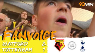 Watford 2-1 Tottenham | Deeney & Cathcart Strike as Hornets Sting Lacklustre Spurs | FanVoice