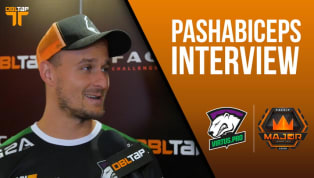 Virtus.pro PashaBiceps Talks Pressure From Fans and Changing His Role