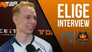 ELiGE Talks Team Liquid's Advantages at the FACEIT Major After Player Break