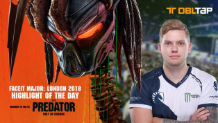 FACEIT London Major Day 1 Multi-Kills | Highlight of the Day by The Predator