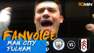 Man City 3-0 Fulham | Sane, Silva & Sterling Score as Citizens Breeze Past Cottagers | FanVoice