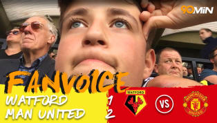 Watford 1-2 Man Utd | Lukaku Nets as Red Devils Squeeze Past Hornets | FanVoice