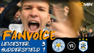 Leicester 3-1 Huddersfield | Foxes Come From Behind to Crush Terriers | FanVoice