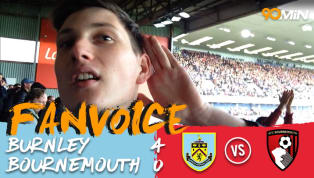 Burnley 4-0 Bournemouth | Clarets Grab First PL Win of the Season Against Sorry Cherries | FanVoice