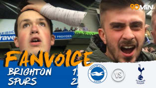 Brighton 1-2 Tottenham | Kane & Lamela Give Spurs the Win Against Seagulls | FanVoice