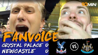 Crystal Palace 0-0 Newcastle | Battling Magpies Hold Eagles to Draw in Fiery Contest | FanVoice
