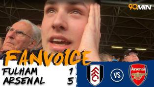 Fulham 1-5 Arsenal | Aubameyang & Lacazette Help Gunners Run Riot Against Cottagers  | FanVoice