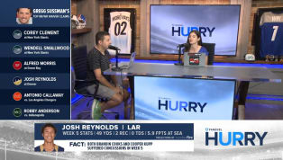 Josh Reynolds Has Big Opportunity With Rams' Injuries