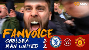 Late Goal Ross Barkley Strike Salvages Point for the Blues | Chelsea 2-2 Man United | 90min FanVoice