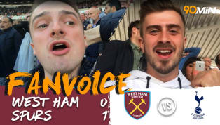 Erik Lamela Stars as Spurs Clinch Crucial 3 Points | West Ham 0-1 Tottenham | 90min Fanvoice