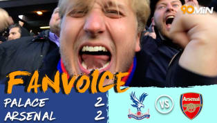 Crystal Palace 2-2 Arsenal | Double Penalty Joy Rescues Eagles Late Point | FanVoice