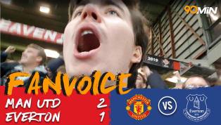 Man Utd 2-1 Everton | Pogba & Martial Goals Earn United Crucial Three Points | FanVoice