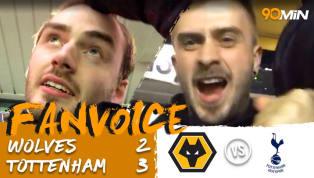 Wolves 2-3 Tottenham | Spurs Hang on to Deny Wolves' Late Comeback | FanVoice