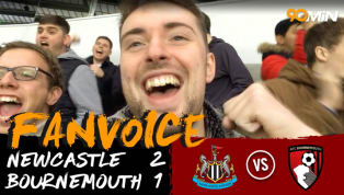 Newcastle 2-1 Bournemouth | Rondon Brace Earns Magpies the Win Over the Cherries | FanVoice