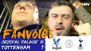 Crystal Palace 0-1 Tottenham| Foyth's Header Earns Spurs 3 Points Against Eagles | FanVoice